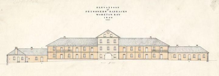 Moreton Bay Prison 1838