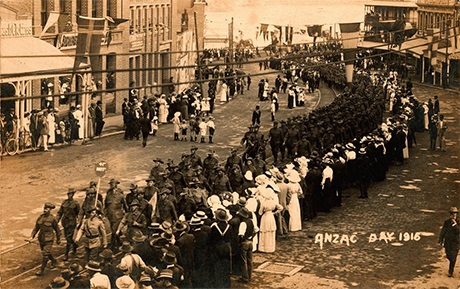 Anzac Day Brisbane 1916_FB image