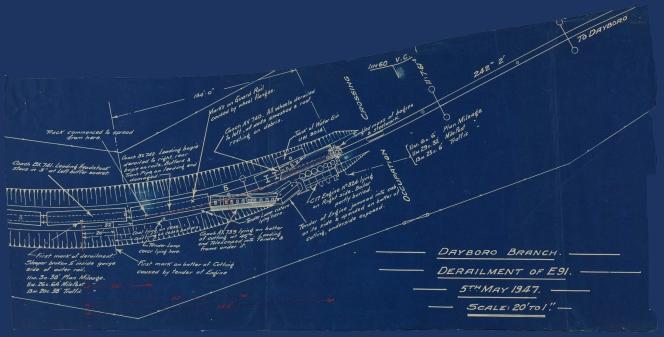 Derailment Map CM
